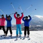 Private Ski Lessons with Mount Yotei
