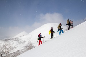 Backcountry tours with fastfun.jp