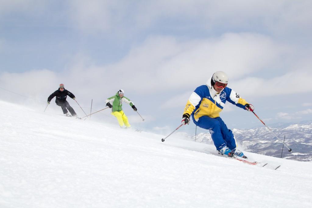 niseko ski lesson