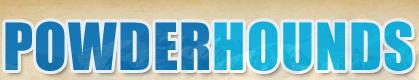 powderhounds logo